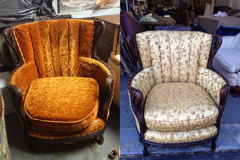 Upholstery Services In Ann Arbor and Saline