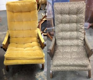 Furniture Reupholstery Service