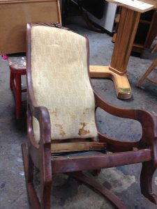 Antique Furniture Upholstery Service