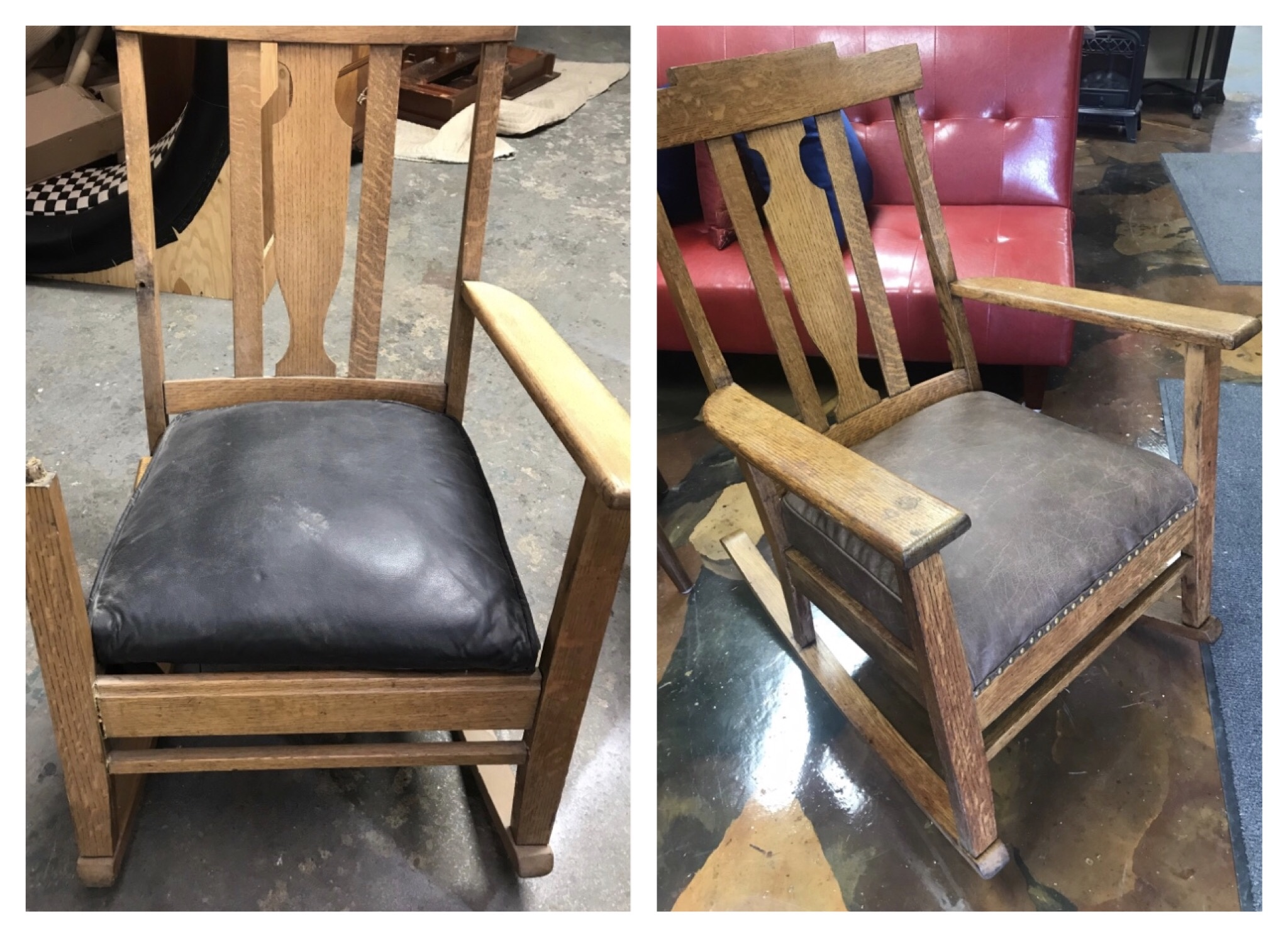 Repair your chairs at Foxwood