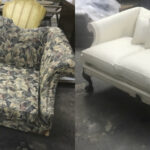 Before and After of Couch