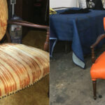 Before and After of Chair