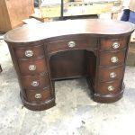 Leather Top Desks Restoration